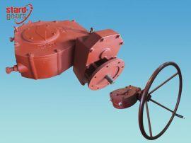 部分回转阀门蜗轮箱阀门驱动装置减速器
