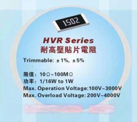 高压电阻(3000~4000V)