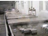 自动化生产# 酱菜巴士杀菌生产线 玻璃瓶酱菜连续杀菌设备 蒸汽加热