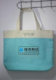 郑州定做房地产用手提袋,供应新款牛津布礼品袋