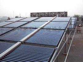 东莞真空管平板太阳能热水工程