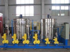 小型全自动一体化二氧化氯加药装置特点ZC-TBAD-1