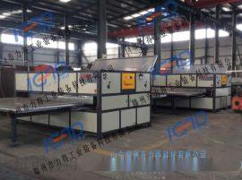 专业生产木纹转印机 大铁门木纹转印机厂家直销