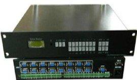 高清VGA矩阵切换器8进1出带音频 视频/VGA0808-A 支持拼接屏 中控控制