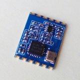 SI4463无线模块, 双向收发模块高频透传SPI接口穿墙王透传模块