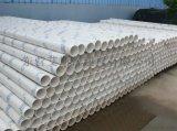 山东泰安批发200*4.9 PVC排水管材
