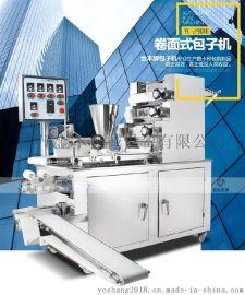 YC-290III型卷面式包子机生产厂家,金本自动包包子的机器价格,食品创业设备