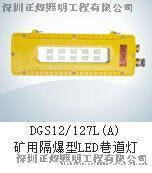 矿用隔爆型LED巷道灯DGS12/127L(A)厂家型号
