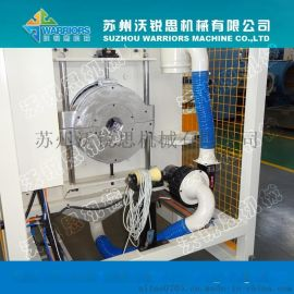 PVC/PE/PPR塑料管材行星抬刀无屑切割机 切割机专业生产厂家