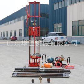 供应巨匠集团QZ-2DS型岩芯取样钻机小型钻探设备带卷扬轻便可拆解