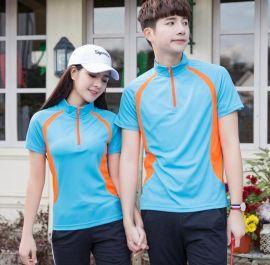 速干衣定制LOGO 马拉松跑步登山徒步骑行健身运动速干广告T恤