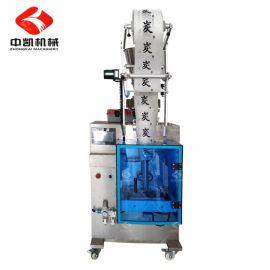 厂家直销 无纺布袋包装机 超声波冷封无纺布包装设备活性炭包装机