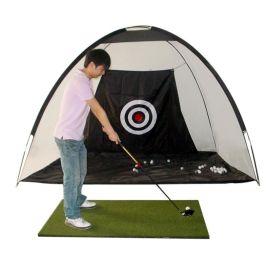 高尔夫挥杆练习网,高尔夫练习器