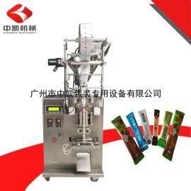 【厂家】食品调味蒜香粉粉剂包装机 广州中凯包装机械