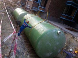 龙康牌茂名市100立方米玻璃钢化粪池