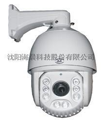 天津海晨高速智能球HT-7Q0709 激光红外摄像机 夜视200米仿大华海康