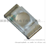 新產品Kingbright 橙色 (605 nm 主波長) LED KPHD-1608SECK-J4-PRV30mA, 820 mcd, 120 °視角 160