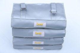 苏州易瓦特电热注塑机保温罩、炮筒保温套、隔热罩