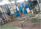 鈣粉管鏈輸送機|密閉式管鏈輸送機