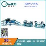 【康美风】全自动风管生产四线/风管生产线/风管加工四线