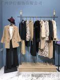 璞秀韩版春装中高端一线女装品牌折扣尾货拿货哪里便宜