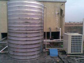 高明区空气热泵工程,太阳能热水器,空气能,工厂热水解决方案