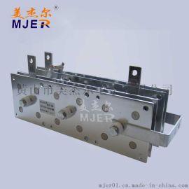 二氧化碳气体保护焊机 气保焊DQE400A 单相整流桥 电焊机整流桥