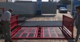 東營工地車輛洗車臺礦山現場車輛洗輪機廠家價格