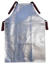 铝箔隔热围裙,铝箔耐高温围裙 防火隔热围裙,耐高温围裙