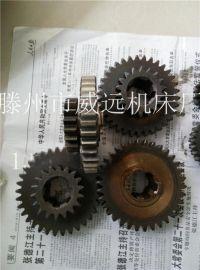 大河立钻 常州立钻 立钻配件 Z5140 Z5150 水平轴 齿轮轴 M3Z14