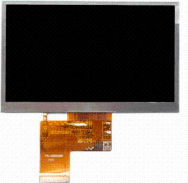 5寸普清LCD液晶显示屏