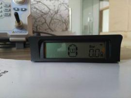 丰田 原厂胎压传感器 接收端 数字显示压力温度 无线太阳能