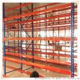 机械厂横梁式仓储货架厂家,牧隆根据材料设计