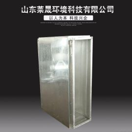 廠家供應微穿孔板消聲器 微穿孔消聲器阻抗複合zp100消聲靜壓器