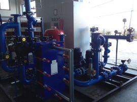 供應空調供暖型換熱機組