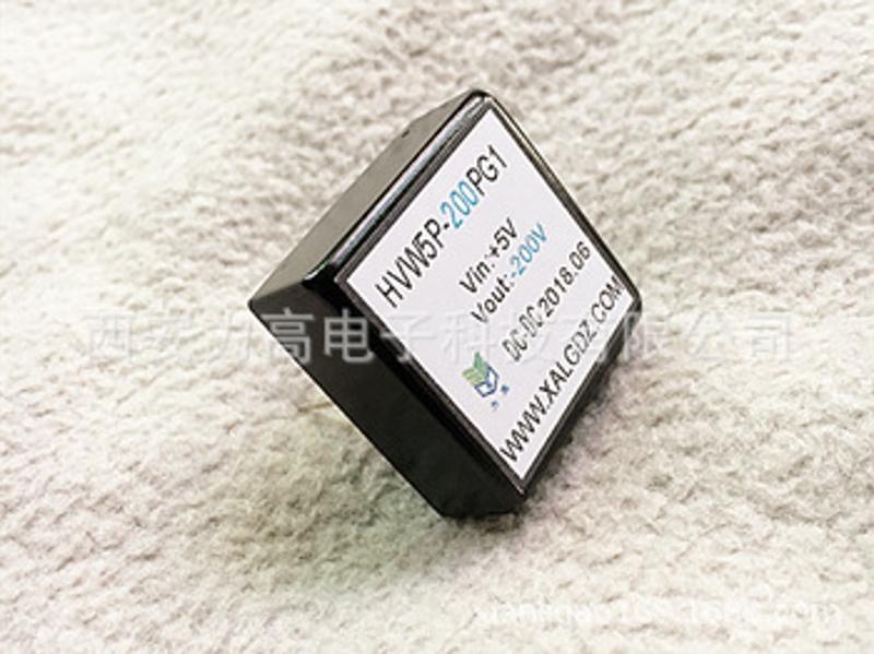 『西安力高』高壓電源模組升壓型0~-200V輸出電壓可調