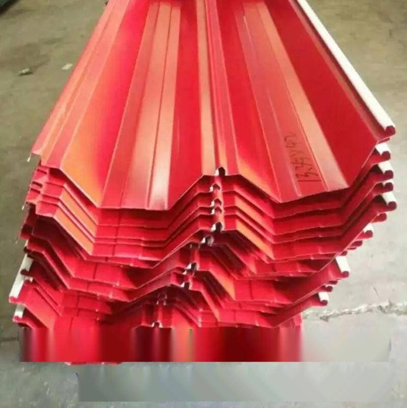 胜博 YX114-333-66型单板 0.3mm-1.0mm厚 彩钢压型板/隐藏式屋面板/大跨度屋面板 666型屋面板