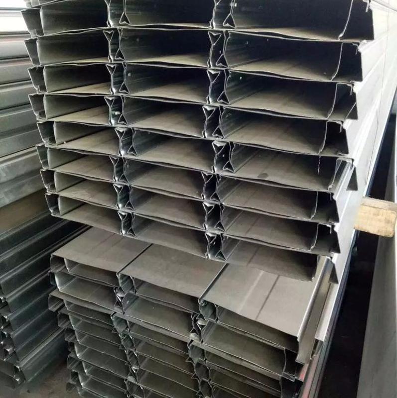 沈阳供应YXB65-220-660型闭口式楼承板Q235承重板0.7mm-1.2mm厚首钢镀锌压型楼板300mpa楼承板