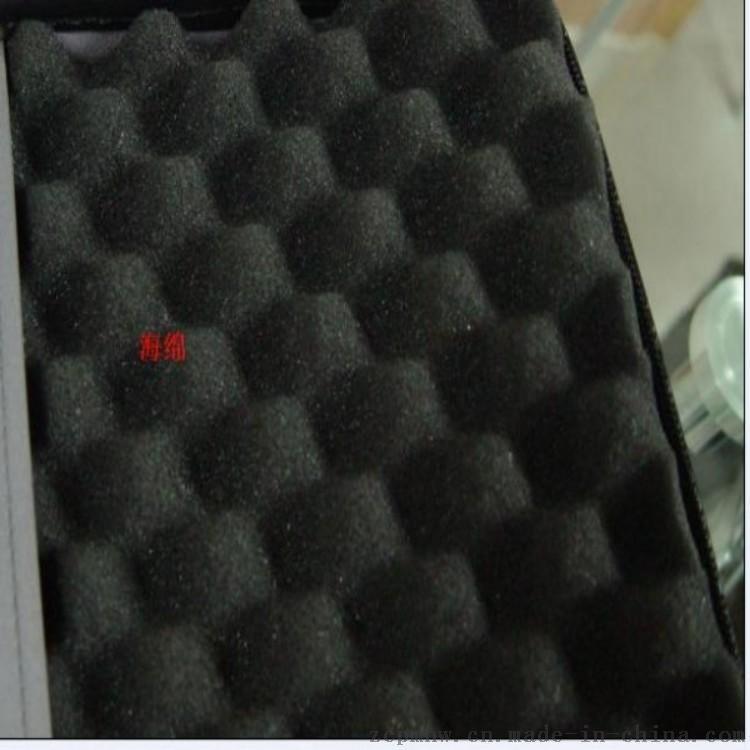 EVA泡棉材料 减震防潮镂铣包装盒 环保eva包装盒 eva包装盒可加工 黑色eva片材
