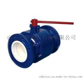 供应Q341TC高压陶瓷球阀,山东北泽陶瓷球阀