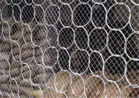 山坡支护环形网,边坡防护环形网,被动防护网