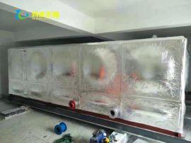 订做304不锈钢方形保温水箱 消防水箱 不锈钢水箱 生活保温