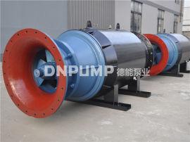 防汛排涝潜水泵现货供应_DNPUMP