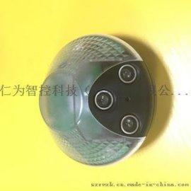 仁爲前置式超聲波車位引導系統