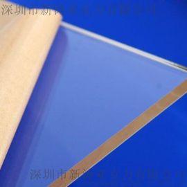新涛亚克力生产厂家直销PMMA 透明亚克力板 有机玻璃板 塑料板材