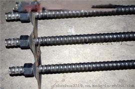 25中空注浆锚杆   2mm中空注浆锚杆