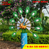 led孔雀景观灯,广场园林公园用亮化景观灯