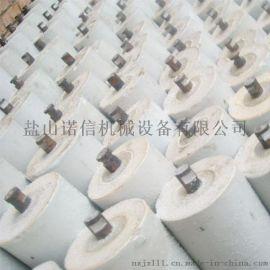 沧州诺信长期供应耐磨陶瓷托辊