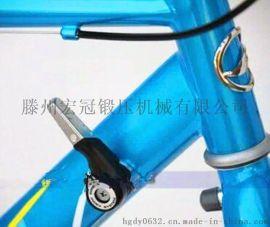 高精度自行车梁校直机车管件齿条活塞杆型材轴承管类数控数字校正