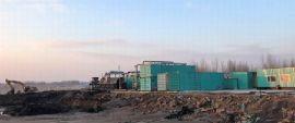 油田油泥分离设备工艺处理方法油泥处置资源化
